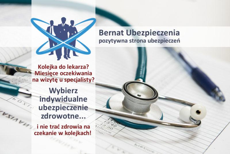 Bernat Ubezpieczenia Inowrocław ubezpieczenie zdrowotne